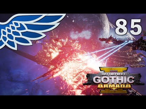 BATTLEFLEET GOTHIC ARMADA 2 | Board It All Part 85 - Imperial Campaign BFGA2 Let's Play Gameplay