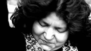 Har Ek Baat Pe Kehte Ho (Asadullah Kahn GHALIB) Abida Parveen