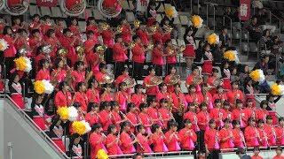 京都橘高校吹奏楽部春の高校バレー2019京都府予選決勝応援演奏「4k」KyotoTachibanaSHSBand