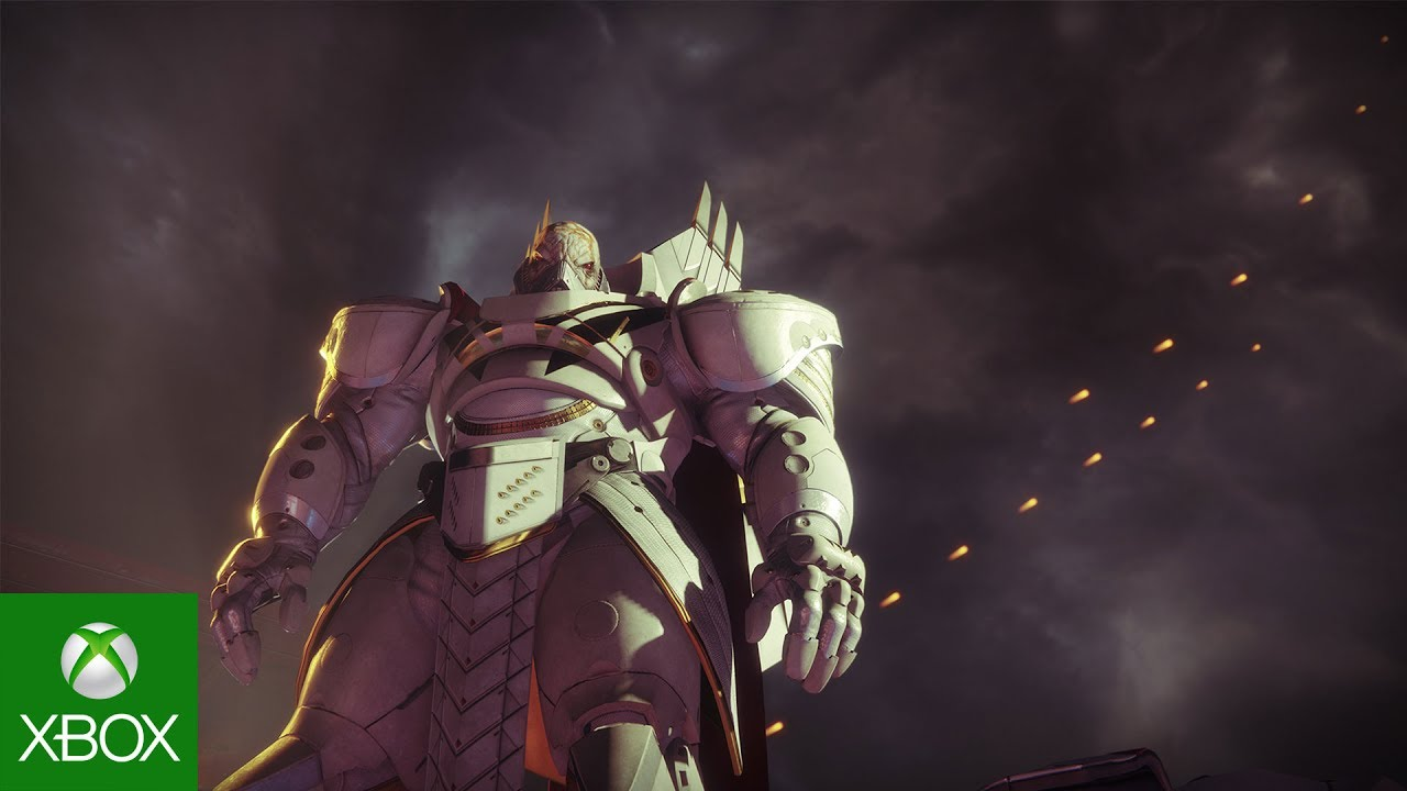 Destiny 2 - 'Our Darkest Hour' E3 Trailer