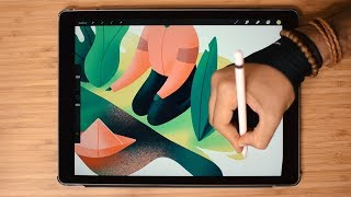 Paper Boat 🌿Illustration with iPad Pro - dooclip.me