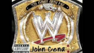 John Cena And Tha Trademarc-Dont fuck with us