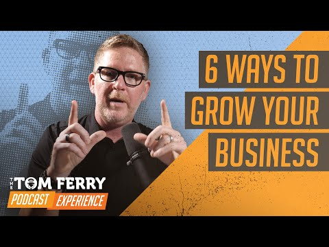 , title : '6 Ways to Grow Your Business