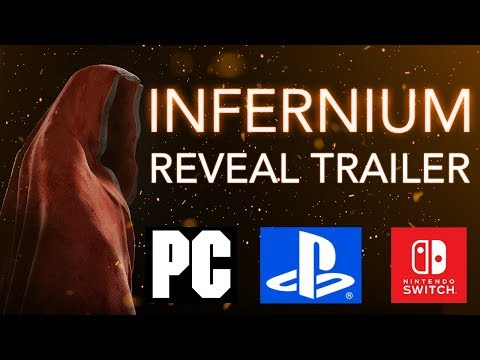 Infernium Reveal Trailer - PC, PS4, Switch thumbnail