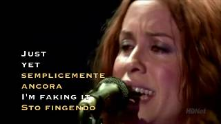 Alanis Morissette - Not As We - Live 2008