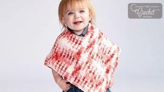 Crochet Baby / Toddler Poncho
