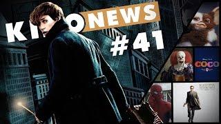 """КіноNEWS #41 """"Воно"""" ,Стівена Кінґа, найпопулярніші фільми року IMDb, анонс, трейлери, касові збори"""