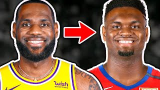 NBA Players You Didn't Know Were RELATED