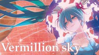 [ Vermillion Sky ] クロスフェードデモ