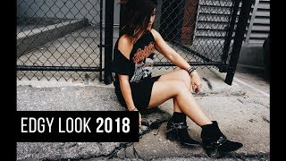 Edgy Look 2018