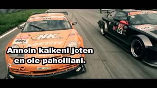 2NE1 - Go away ( Finnish sub)