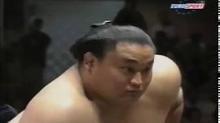 Natsu2001Day10Tohka-me平成13年夏場所10日目