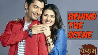 Kasam tere pyar ki behind the scene | Offscreen masti [Mr Lanfill]