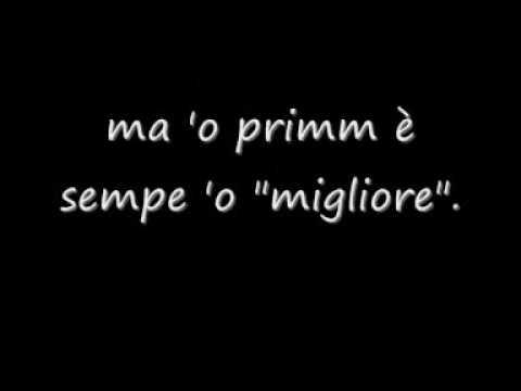 , title : 'Roberto Vecchioni - O primm'ammore'