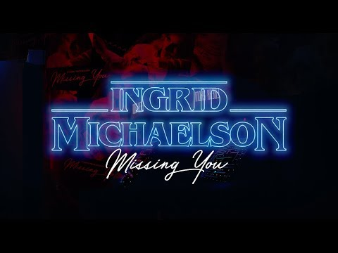 "Ingrid Michaelson - ""Missing You"" (Official Lyric Video) - IngridMichaelson"
