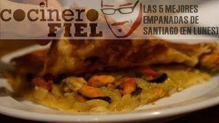 preview picture of video 'LAS MEJORES EMPANADAS DE SANTIAGO DE COMPOSTELA'