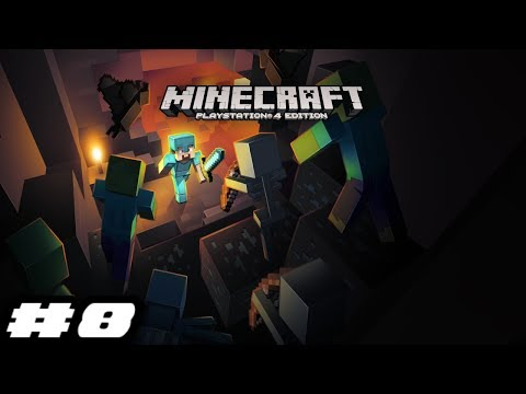 Minecraft PS4 2019 Gameplay - GOLD!!!