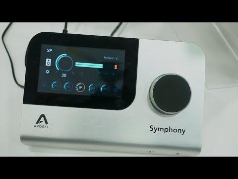 Apogee Symphony Desktop - NAMM 2020