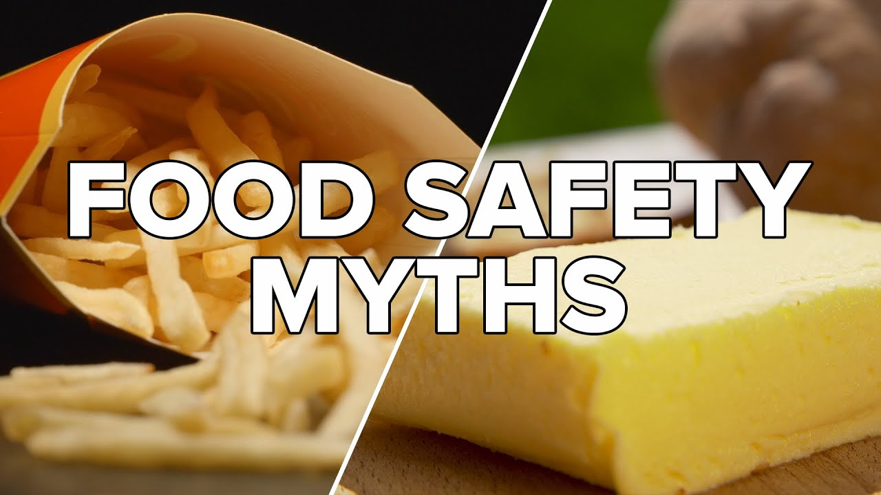Debunking Food Myths You've Believed Your Entire Life thumbnail