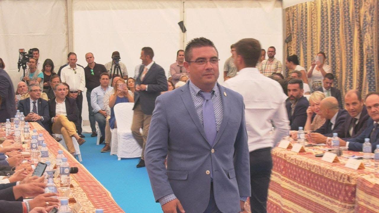 DANIEL MUÑOZ, FORMA PARTE DEL GOBIERNO DE LA MANCOMUNIDAD