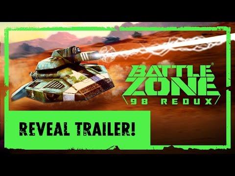 Battlezone 98 Redux - Official Reveal Trailer thumbnail