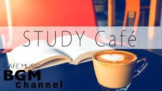 Music For Study - Relaxing Bossa Nova & Jazz Music - Background Cafe Music