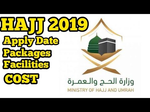 Download How To Apply Hajj 2019 Online Total Cost Apply Date