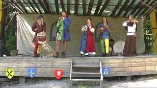 Rebule - středověká hudba