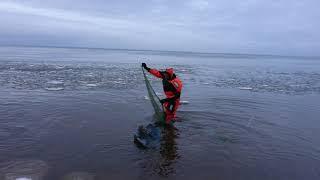 Рыбалка в лебяжьем на финском заливе