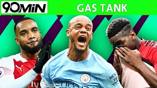KOMPANY SCREAMER ENDS LIVERPOOL TITLE HOPES!? Are Man United And Arsenal In A Crisis!?
