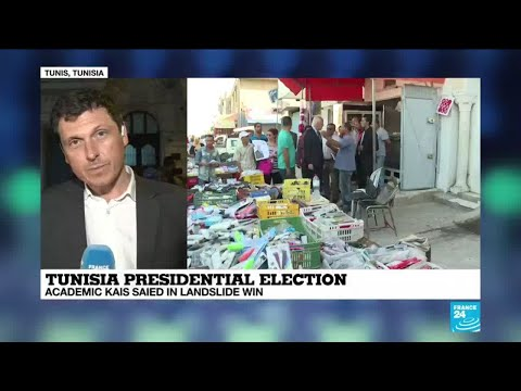 Tunisia Presidential election: What do Tunisians expect from Saied?