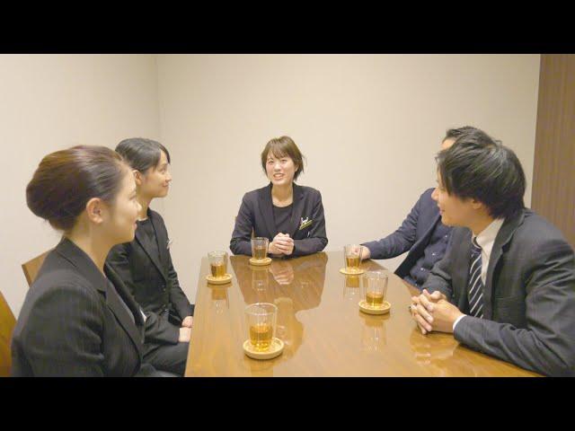 【新卒採用ムービー・先輩社員インタビュー】ドリーマーで一緒に働いてみませんか?