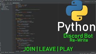 discord music bot tutorial python - TH-Clip