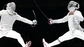 Rio 2016: Why Do Fencers Scream?