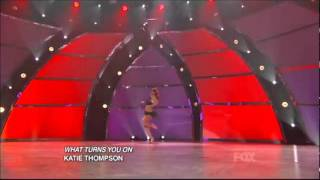 So You Think You Can Dance - Top 8 - Girls Elimination Solo Dance