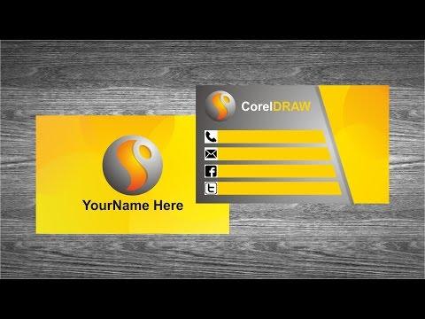 Business card design tutorials corel draw e tutorial img69712business card design tutorials corel drawg reheart Gallery