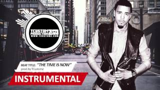 """J. Cole Type Beat 2017 - Deep Hip Hop Instrumental """"The Time Is Now"""" (prod. by TCustomz)"""