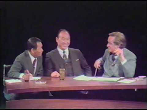 Part 2 - Reverend Moon live interview from the 1972 in the USA with Al Capp