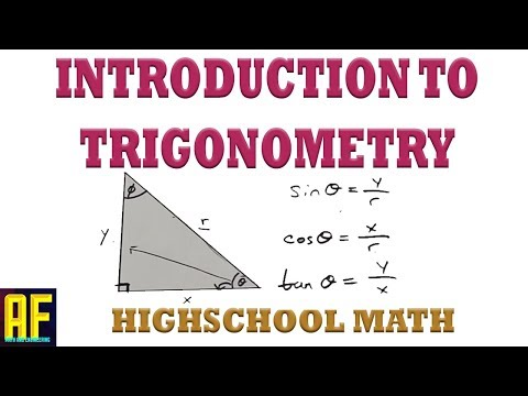 Introduction to Trigonometry for High School