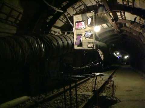 Museu de les Mines de Cercs.ViaRubricatus