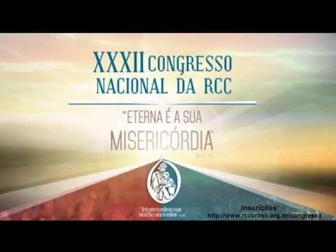 Vídeo Convite de Lidiane Cunha para o Congresso Nacional RCC