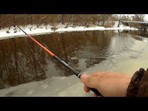 Рыбалка в калининграде в марте