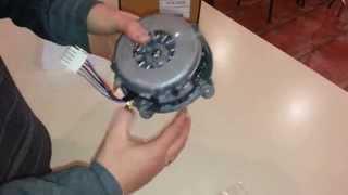 Двигатель VN1000 для печей UNOX XB, XVC