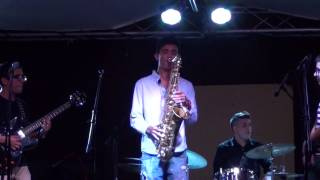 preview picture of video 'New Sound Collective - Caravan (Juan Tizol) @Humacao Jazz Festival Ft. Edward Ortiza'