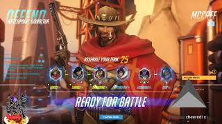 Dunkey Streams Overwatch
