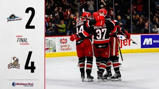 Monsters vs. Griffins | Feb. 14, 2020