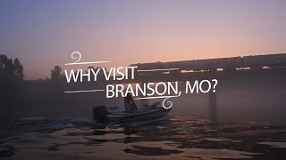 Branson Tourism Center Vacation Package Deals! Video