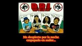 D.R.I. Gone Too Long (subtitulado español)
