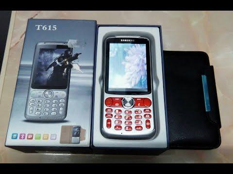 Мобильный телефон Samsung T615 с телевизором, Wi-Fi, Bluetooth, 2 сим, сенсорный экран 3,2\