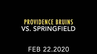 Thunderbirds vs. Bruins | Feb. 22, 2020
